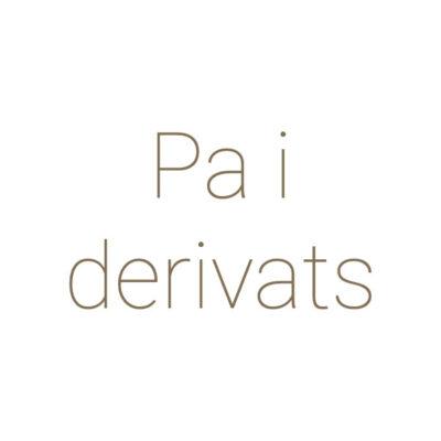 Pa i derivats