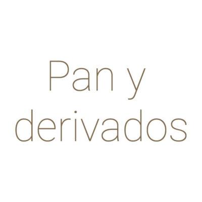 Pan y derivados